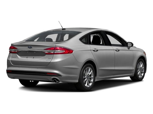 2017 Ford Fusion Se In Sheboygan Wi Auto Group