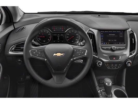 White Chevy Cruze >> 2019 Chevrolet Cruze Lt