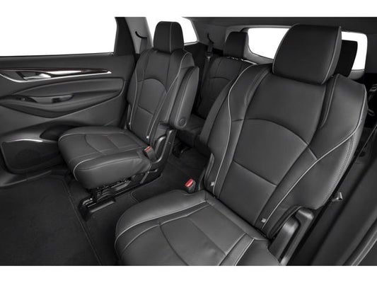 Buick Enclave Seating Capacity >> 2020 Buick Enclave Premium