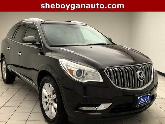 2013 Buick Enclave Premium Sheboygan WI | Manitowoc Plymouth